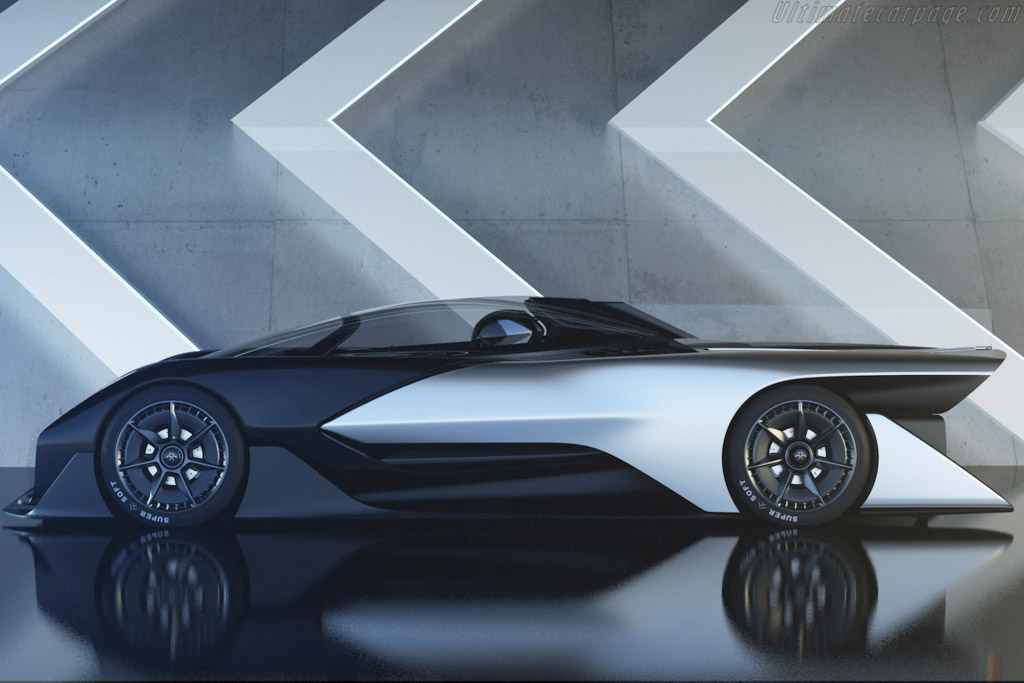 Faraday Future FFZERO1 Concept