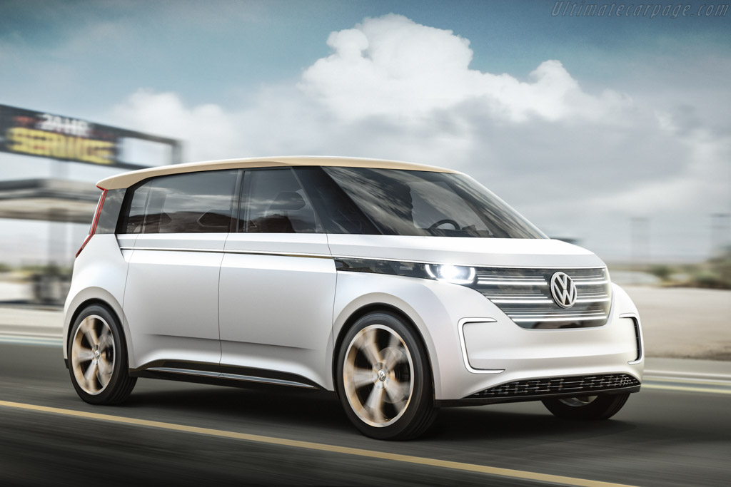 Click here to open the Volkswagen BUDD-E Concept gallery