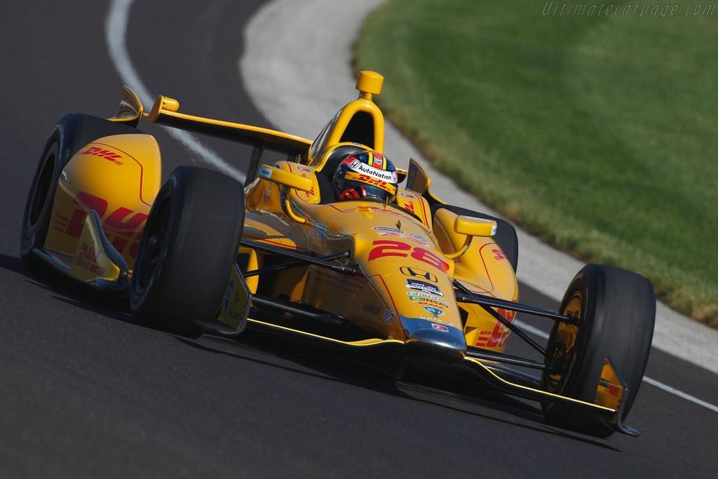 Dallara DW12 Honda