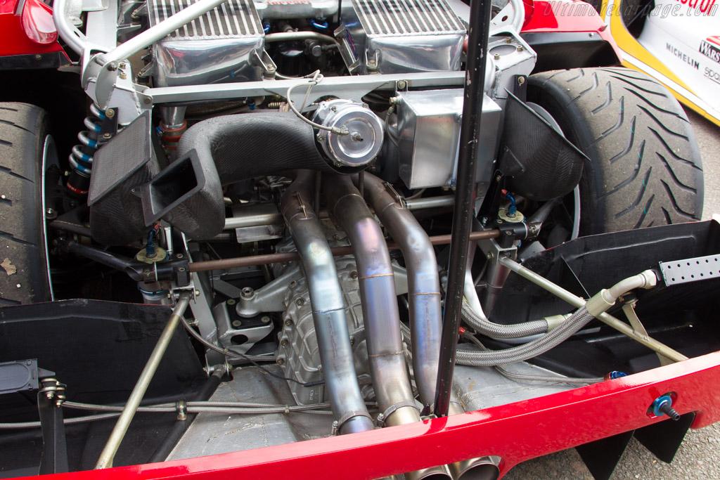 Ferrari F40 Lm Chassis 97893 2017 Goodwood Members