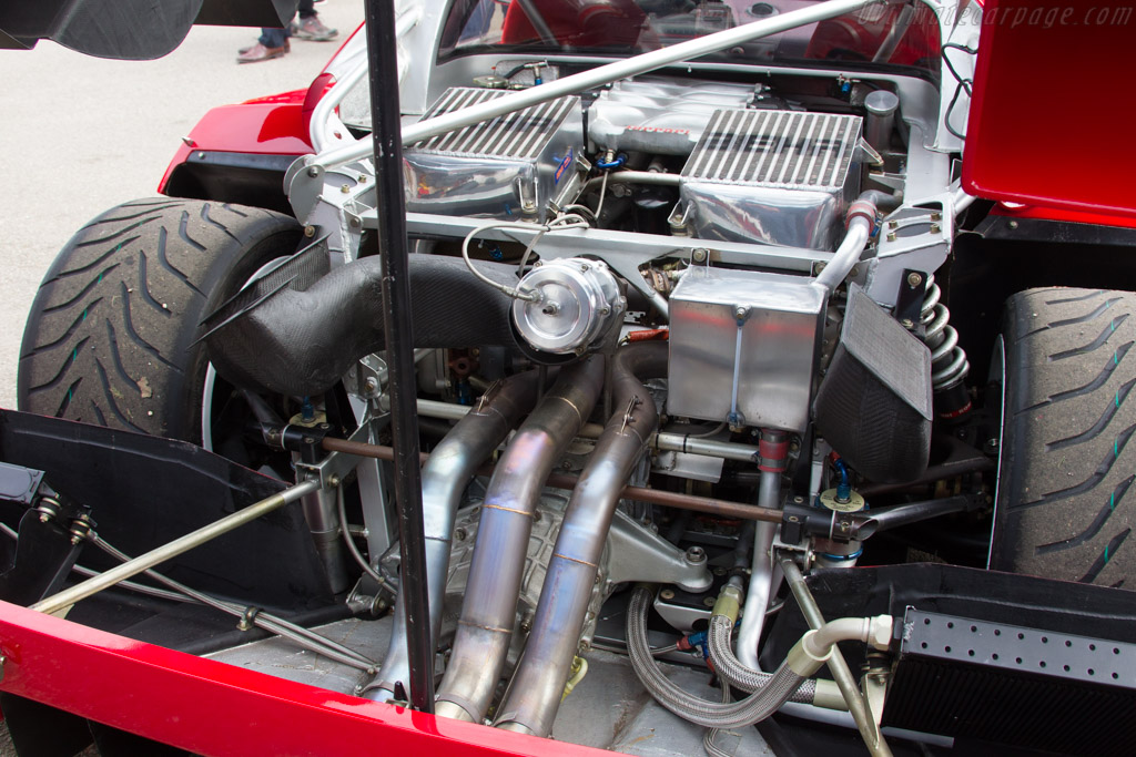 Ferrari F40 LM - Chassis: 97893   - 2017 Goodwood Members' Meeting