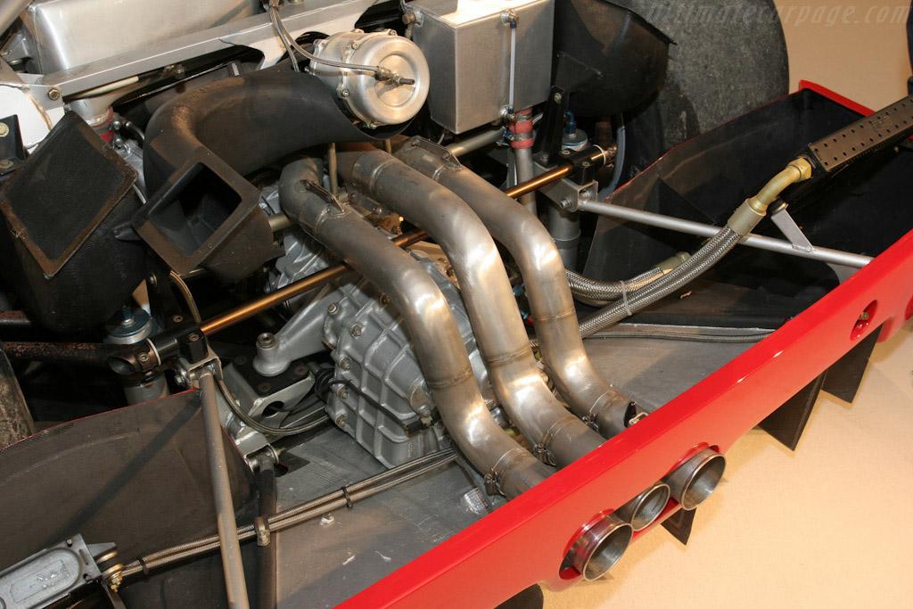 Ferrari F40 LM - Chassis: 88522   - 2005 Bonhams Gstaad Auction