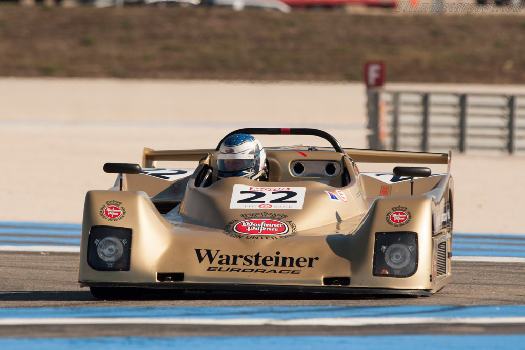 TOJ SC204 BMW - Chassis: 12-76  - 2012 Dix Mille Tours