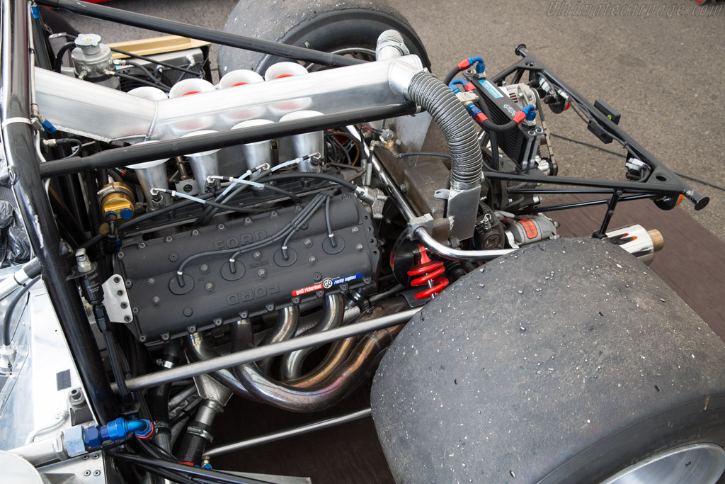 TOJ SC304 Cosworth - Chassis: 11-76   - 2015 Spa Classic