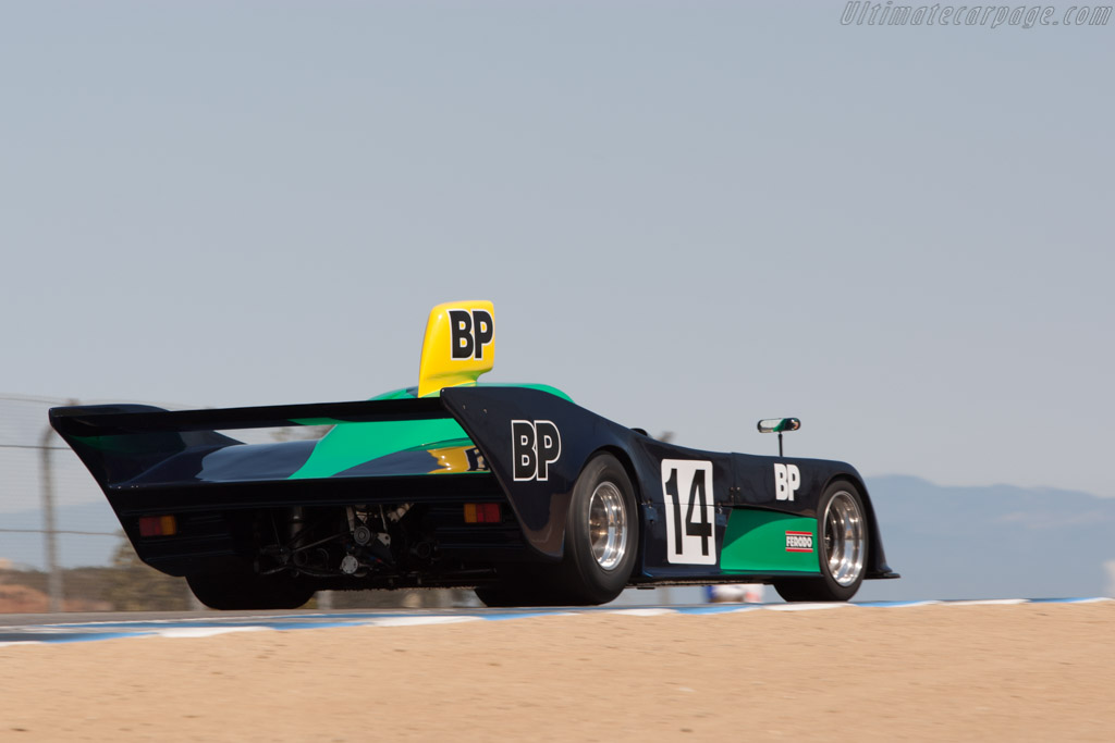 TOJ SC303 Cosworth - Chassis: 23-78 - Driver: Peter Read  - 2012 Monterey Motorsports Reunion