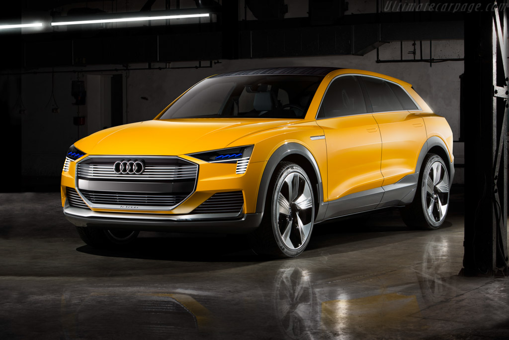 Click here to open the Audi h-tron quattro concept gallery
