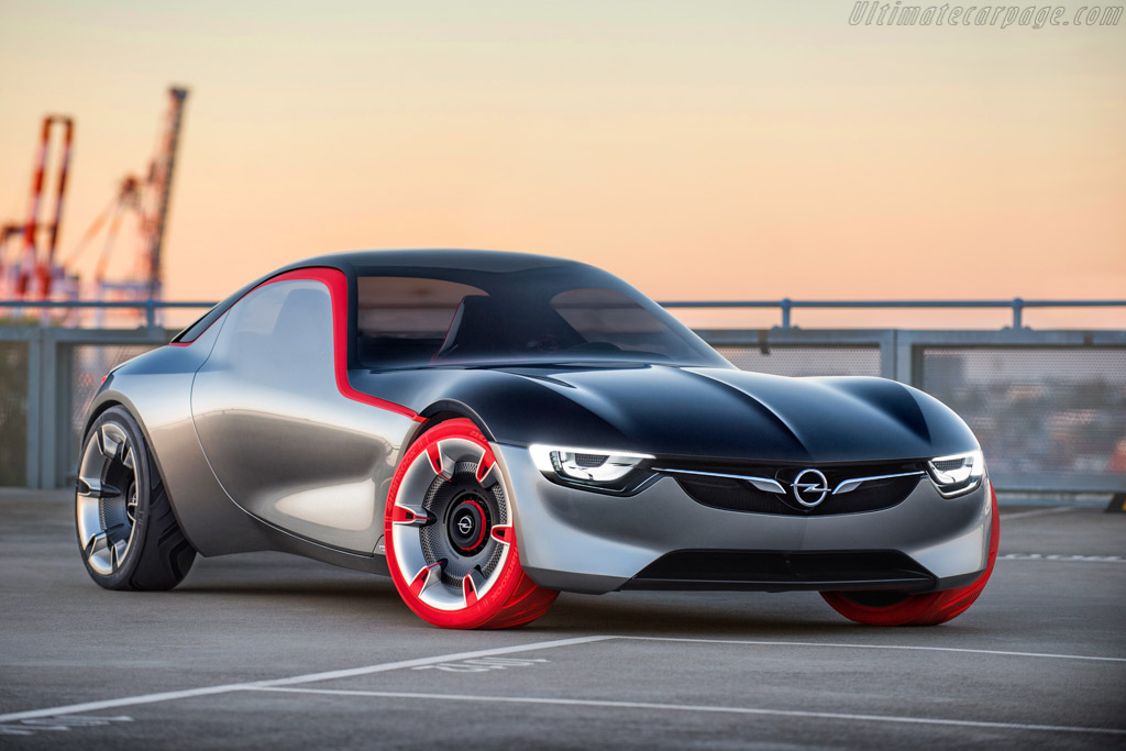 Click here to open the Opel GT Concept gallery