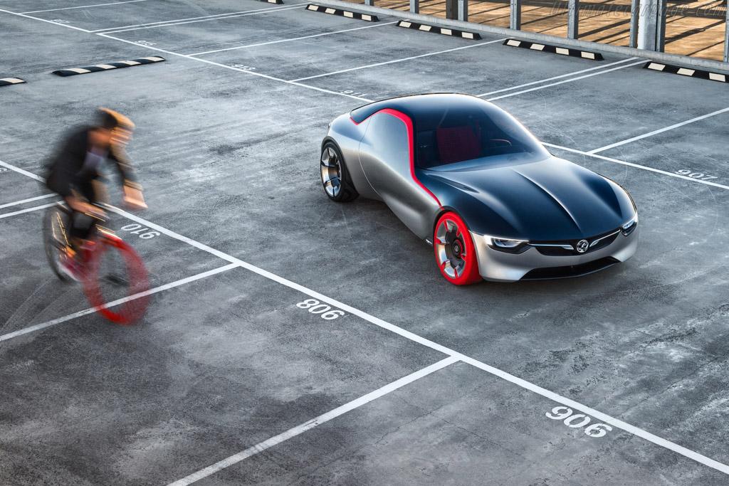 Vauxhall GT Concept