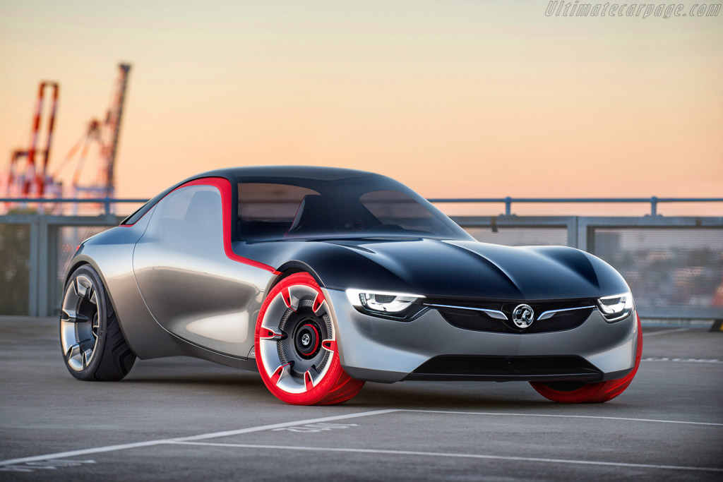 Click here to open the Vauxhall GT Concept gallery