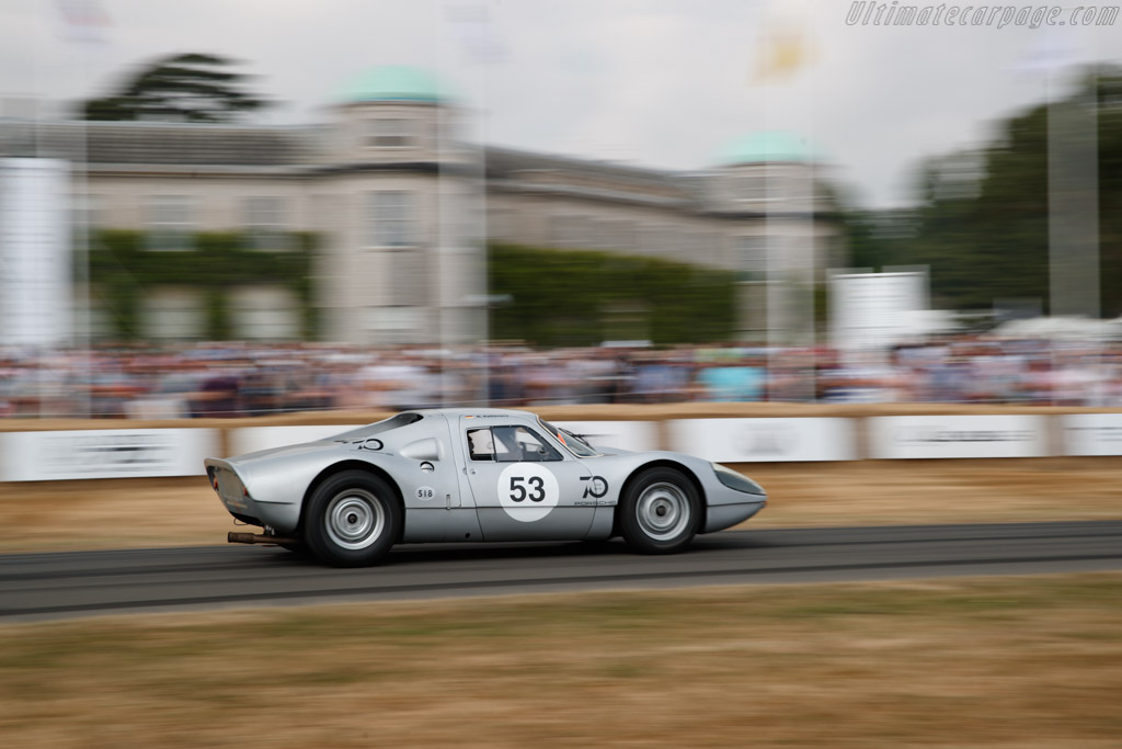 Porsche 904/8 - Chassis: 904-082   - 2018 Goodwood Festival of Speed