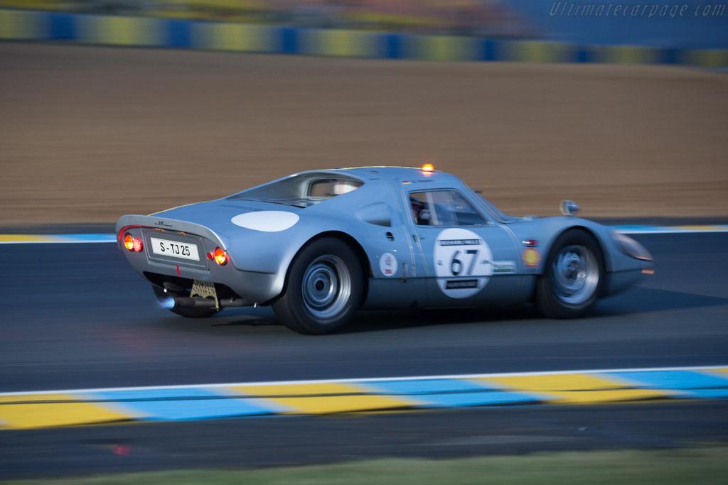 Porsche 904/8 - Chassis: 904-009   - 2014 Le Mans Classic