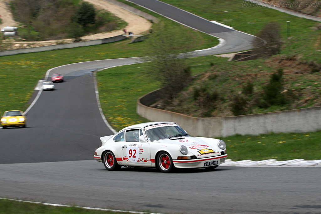 Porsche 911 Carrera RS 2.7    - 2005 Tour Auto