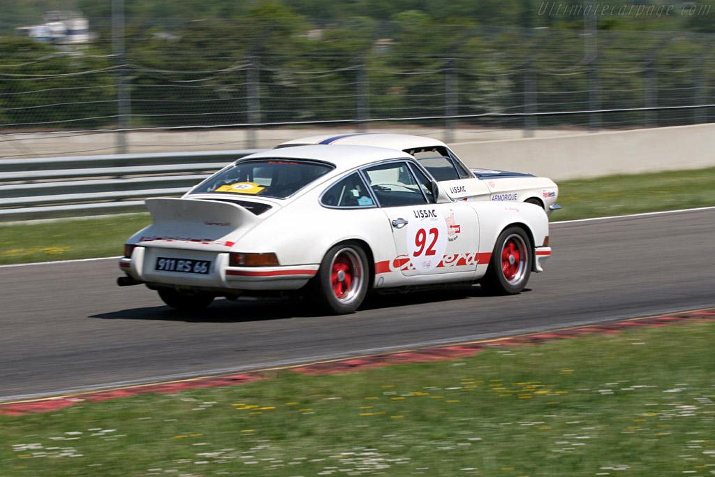Porsche 911 Carrera RS 2.7 Lightweight    - 2005 Tour Auto