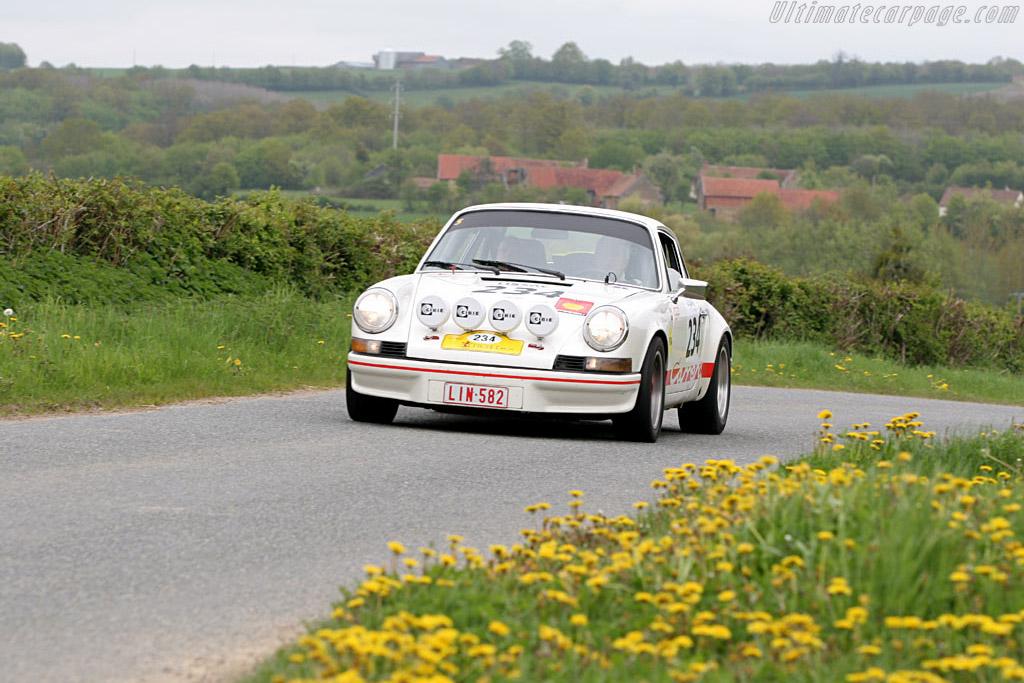Porsche 911 Carrera Rs 2 7 Lightweight 2005 Tour Auto