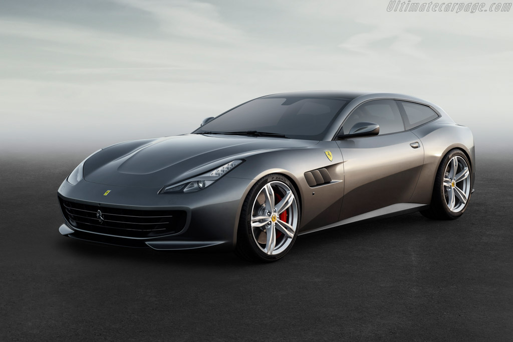 Click here to open the Ferrari GTC4Lusso gallery