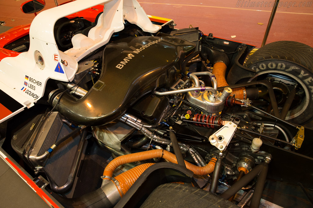 BMW V12 LM - Chassis: 001/98   - 2016 Retromobile