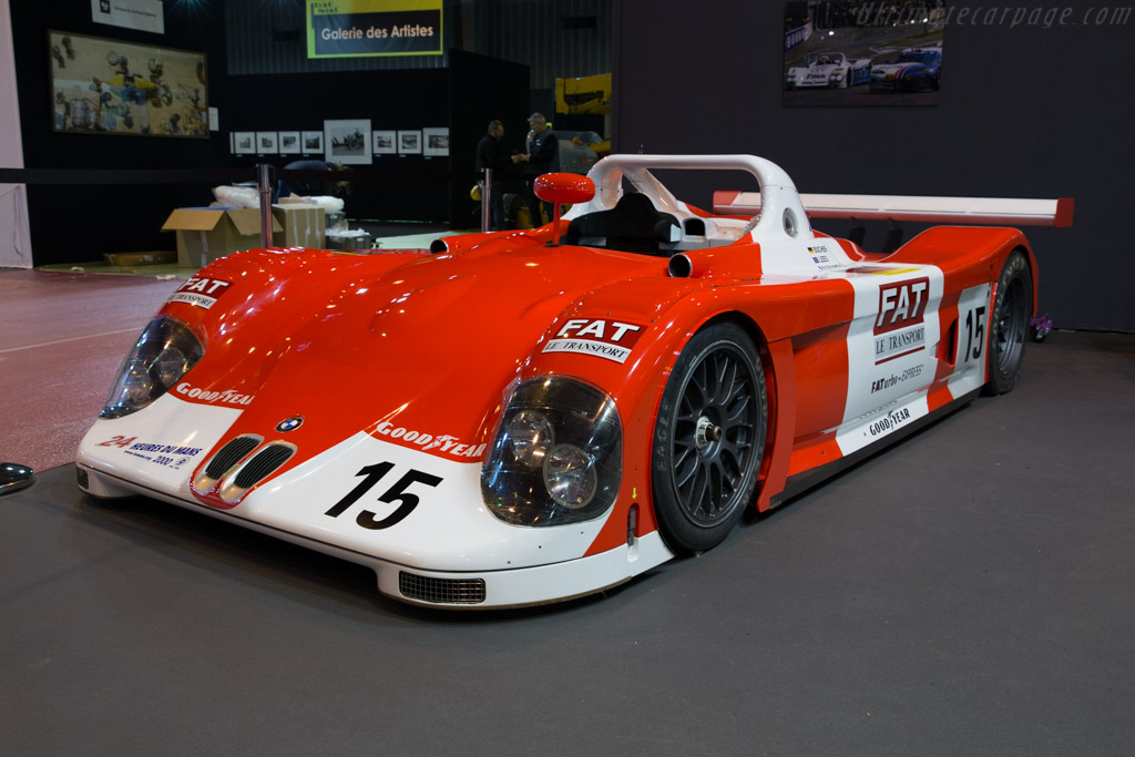 Click here to open the BMW V12 LM gallery