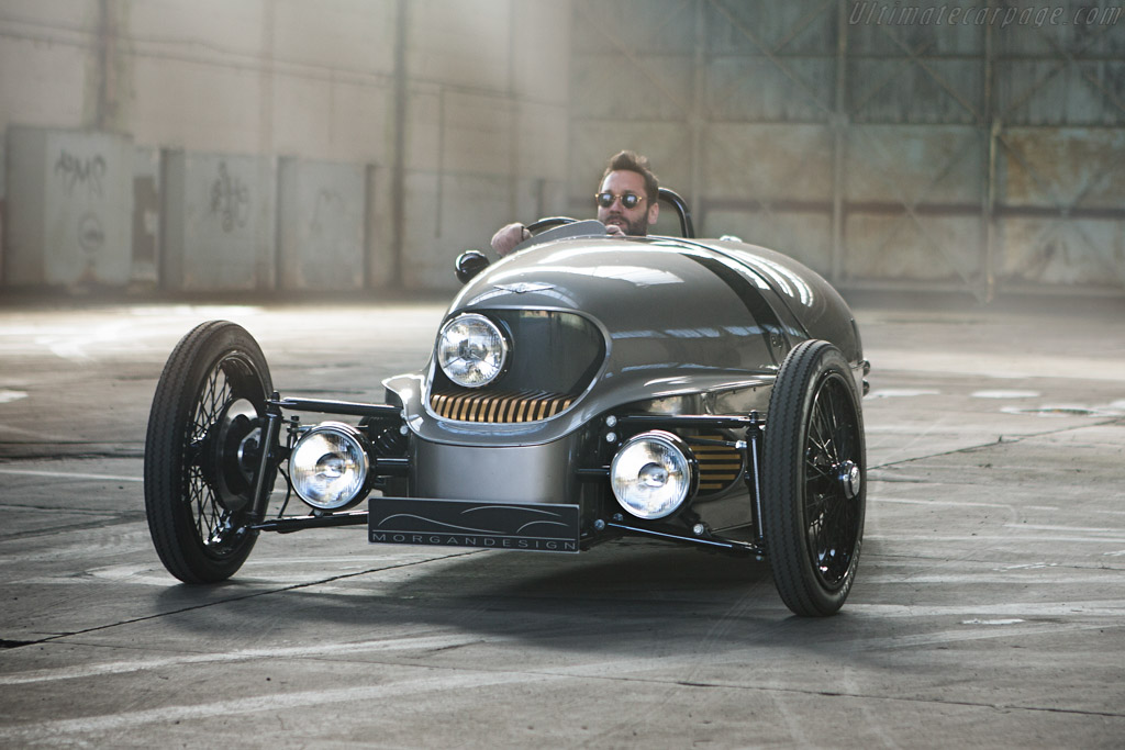 Click here to open the Morgan EV3 gallery
