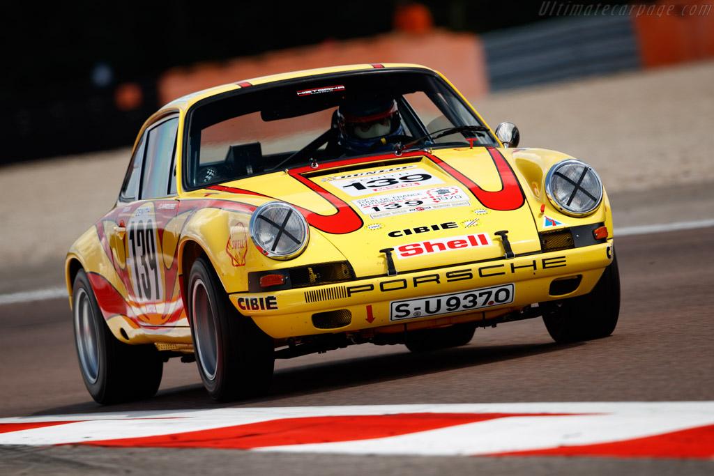Porsche 911 ST 2.3 - Chassis: 911 030 1127    - 2018 Grand Prix de l'Age d'Or