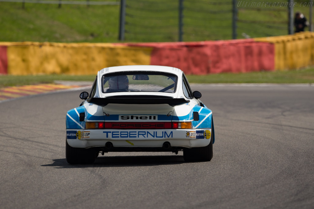 Porsche 911 Carrera RSR 3.0 - Chassis: 911 560 9121   - 2015 Spa Classic