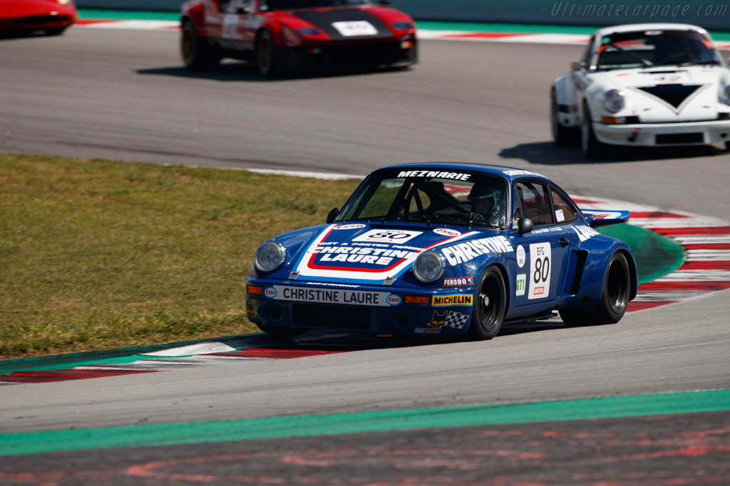 Porsche 911 Carrera RSR 3.0 - Chassis: 006 0015  - 2019 Espiritu de Montjuic