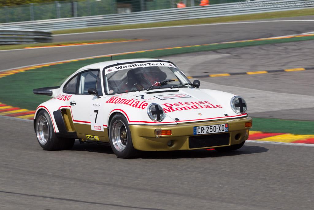 Porsche 911 Carrera RSR 3.0 - Chassis: 911 460 9087   - 2014 Spa Classic