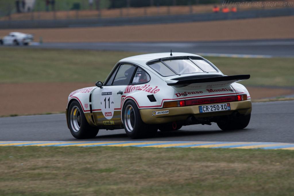 Porsche 911 Carrera RSR 3.0 - Chassis: 911 460 9087   - 2014 Le Mans Classic