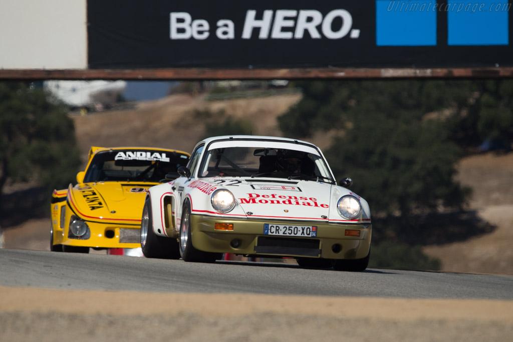 Porsche 911 Carrera RSR 3.0 - Chassis: 911 460 9087   - 2014 Monterey Motorsports Reunion