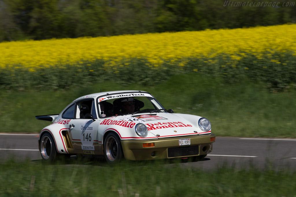 Porsche 911 Carrera RSR 3.0 - Chassis: 911 460 9087   - 2015 Tour Auto