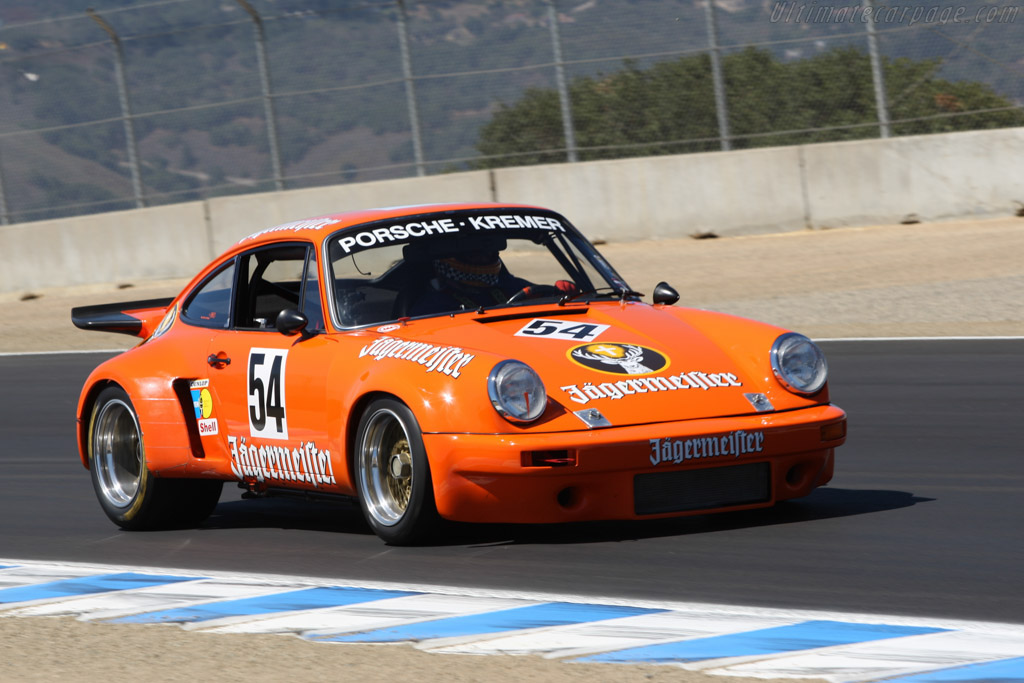 Porsche 911 Carrera RSR 3.0 - Chassis: 911 460 9073   - 2007 Monterey Historic Automobile Races