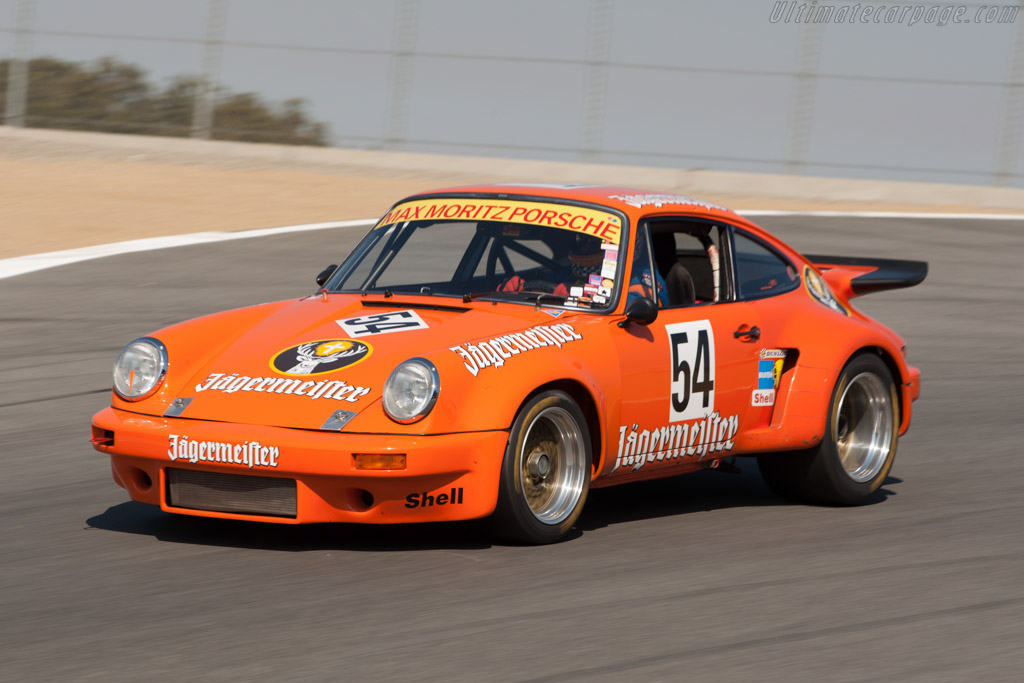Porsche 911 Carrera RSR 3.0 - Chassis: 911 460 9073   - 2009 Monterey Historic Automobile Races