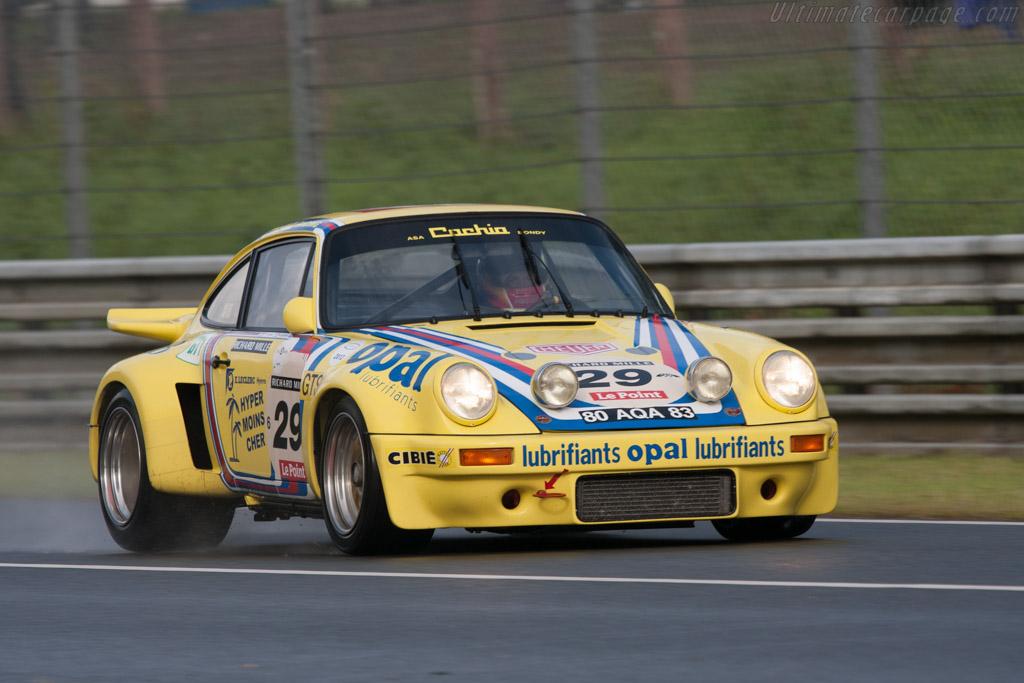 Porsche 911 Carrera RSR 3.0 - Chassis: 911 460 9059   - 2012 Le Mans Classic