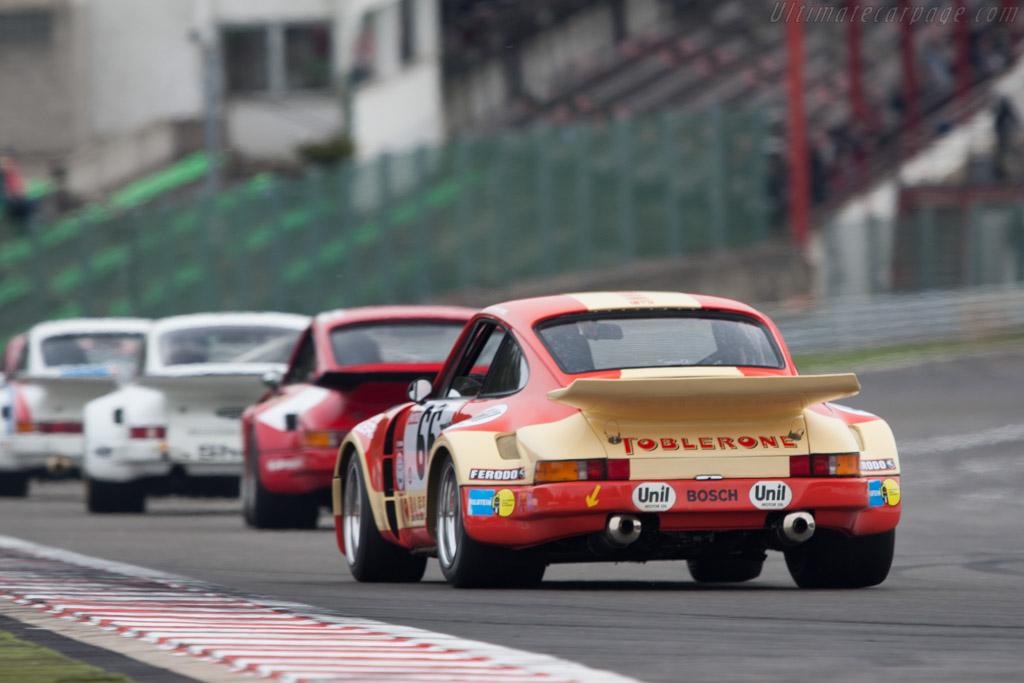 Porsche 911 Carrera RSR 3.0 - Chassis: 911 460 9058  - 2009 Le Mans Series Spa 1000 km