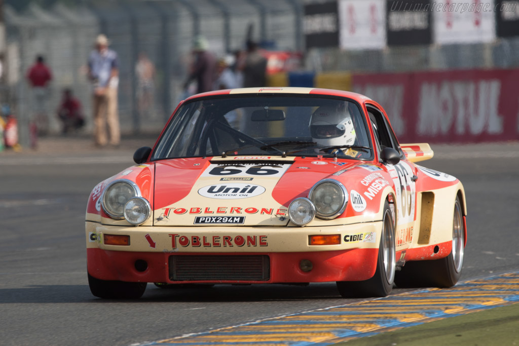 Porsche 911 Carrera RSR 3.0 - Chassis: 911 460 9058  - 2010 Le Mans Classic