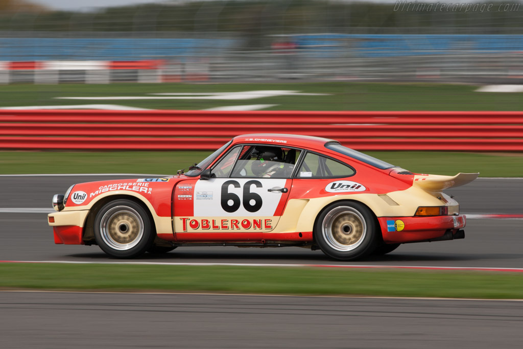 Porsche 911 Carrera RSR 3.0 - Chassis: 911 460 9058   - 2011 Le Mans Series 6 Hours of Silverstone (ILMC)