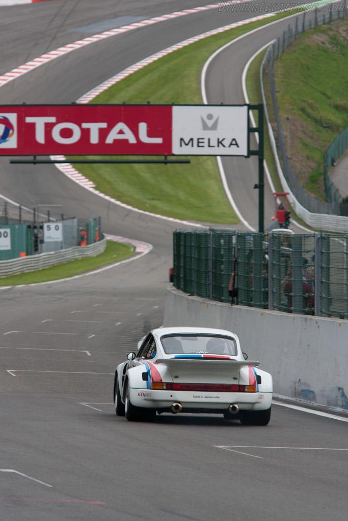 Porsche 911 Carrera RSR 3.0 - Chassis: 911 460 9054   - 2009 Le Mans Series Spa 1000 km