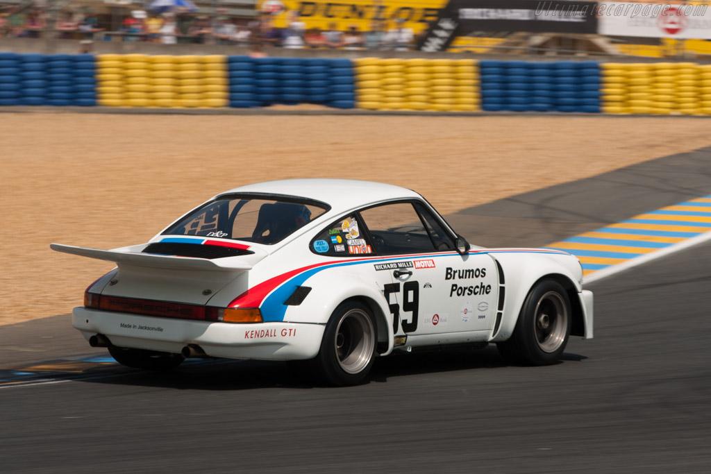 Porsche 911 Carrera RSR 3.0 - Chassis: 911 460 9054   - 2010 Le Mans Classic