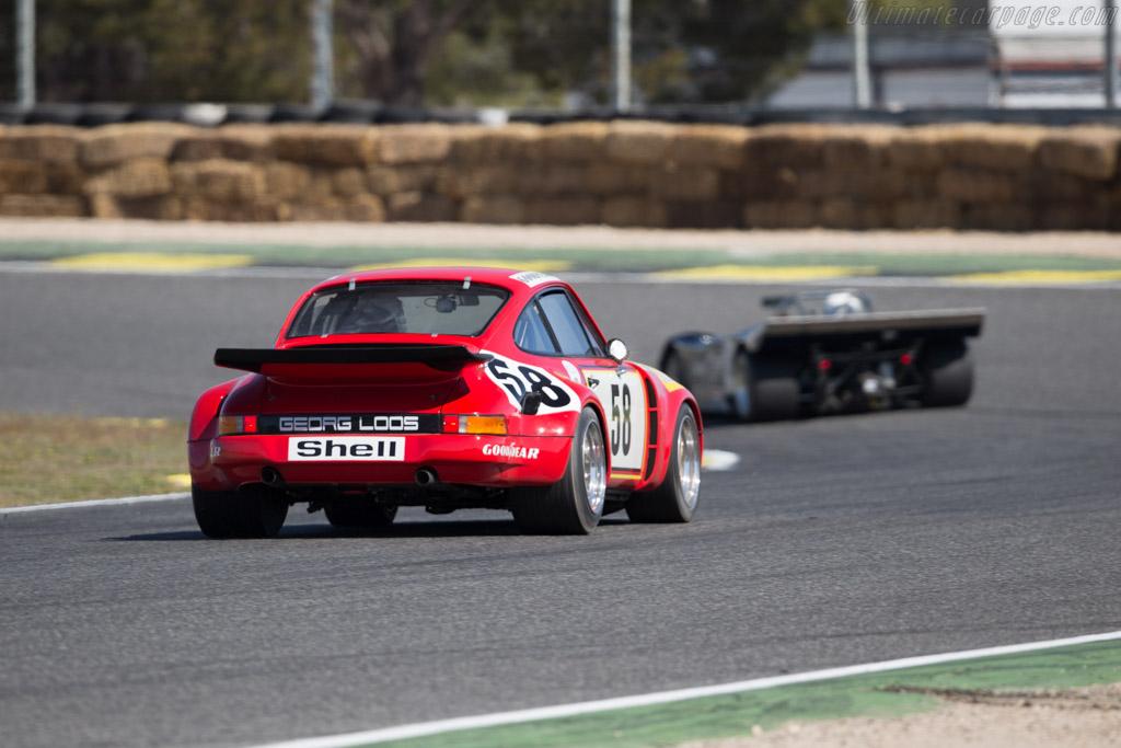Porsche 911 Carrera RSR 3.0 - Chassis: 911 460 9116   - 2016 Jarama Classic