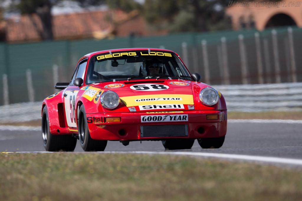 1974 Porsche 911 Carrera Rsr 3 0 Chassis 911 460 9116