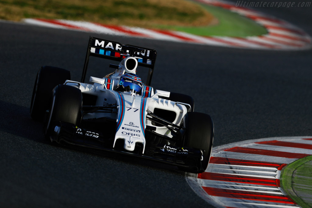 Williams FW38 Mercedes