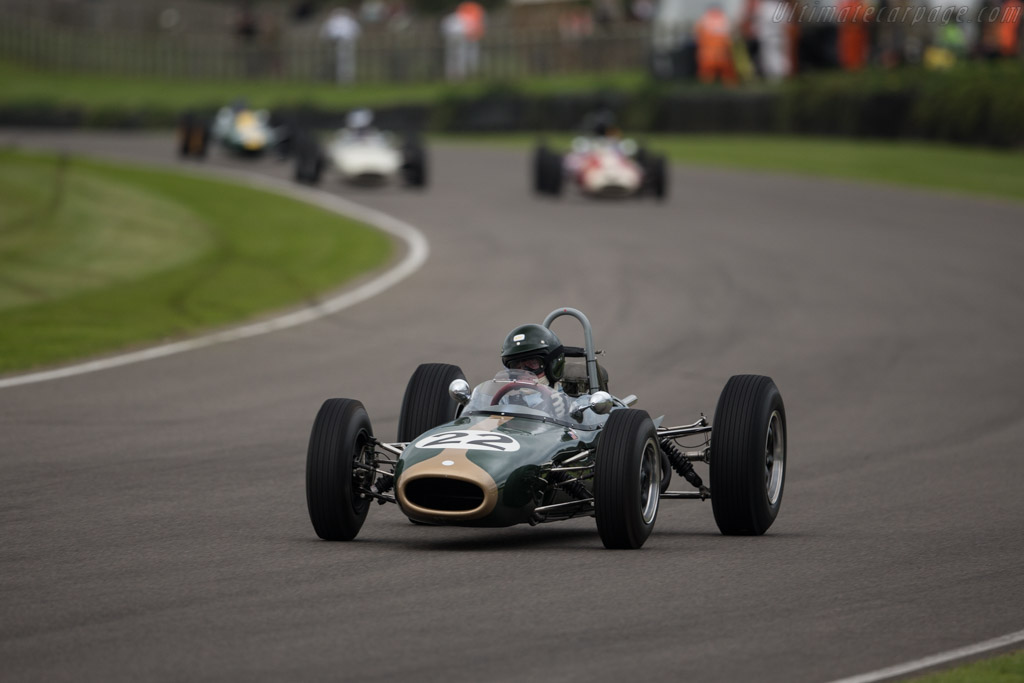 Brabham BT7 Climax - Chassis: F1-1-63 - Driver: James King  - 2015 Goodwood Revival