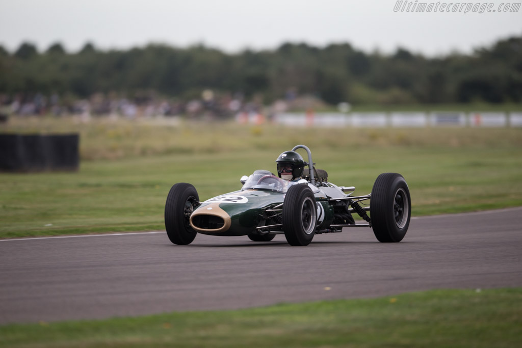 Brabham BT7 Climax - Chassis: F1-1-63 - Driver: James King  - 2016 Goodwood Revival