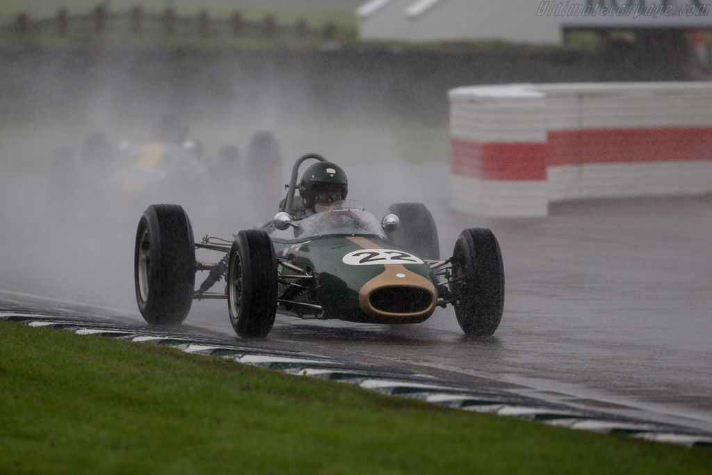 Brabham BT7 Climax - Chassis: F1-1-63 - Driver: James King  - 2017 Goodwood Revival