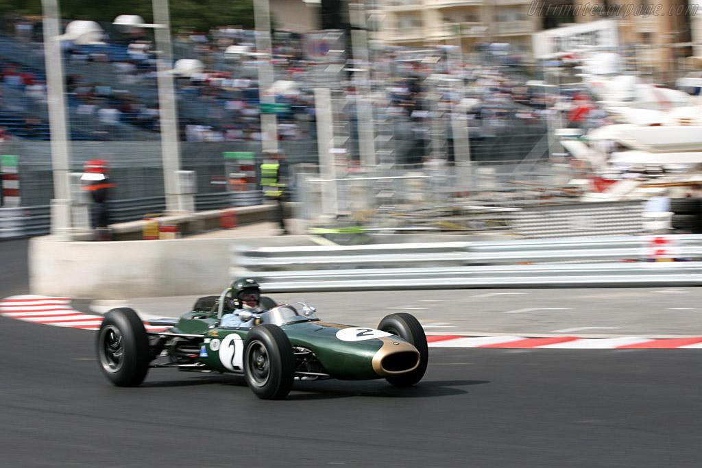 Brabham BT7 Climax - Chassis: F1-1-63   - 2006 Monaco Historic Grand Prix