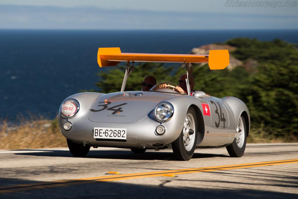 Porsche 550 RS Spyder - Chassis: 550-0031   - 2015 Pebble Beach Concours d'Elegance
