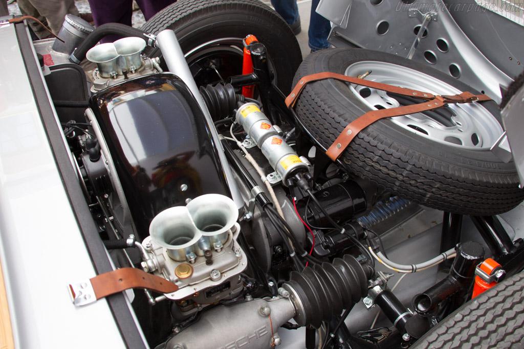Porsche 550 RS Spyder - Chassis: 550-0031   - 2016 Concorso d'Eleganza Villa d'Este