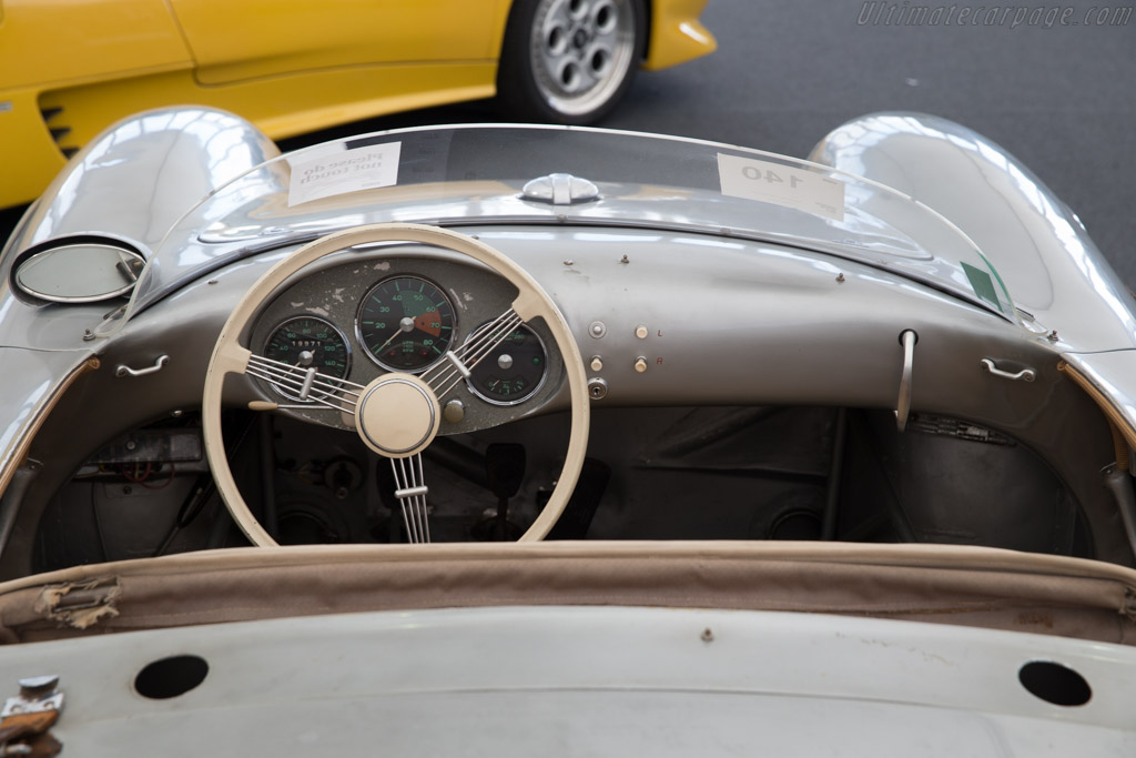Porsche 550 RS Spyder - Chassis: 550-0090   - 2016 Goodwood Revival