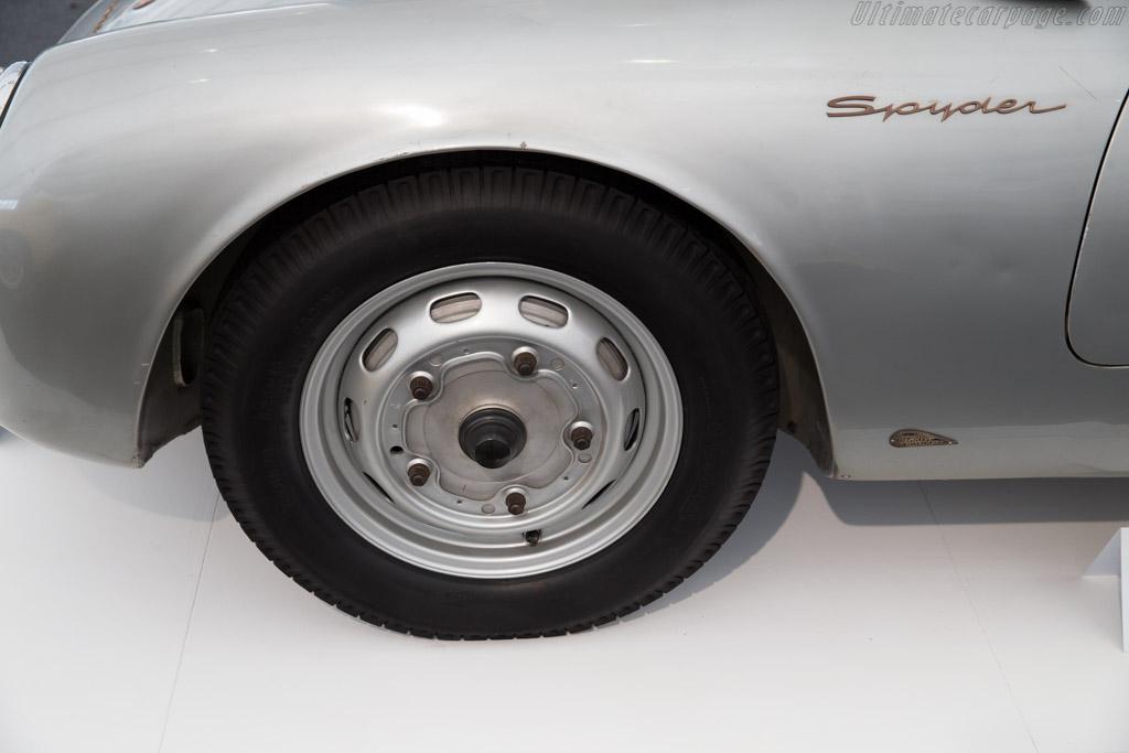 Porsche 550 Rs Spyder Chassis 550 0090 2016 Goodwood