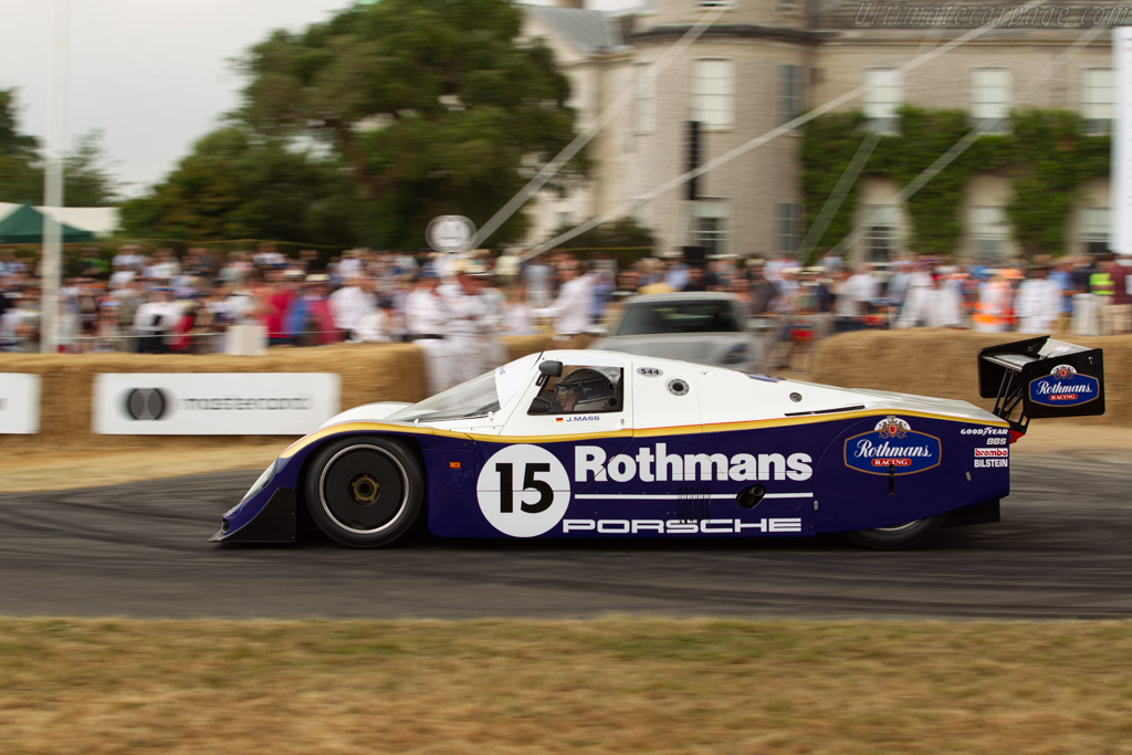 Porsche 962C GTi - Chassis: 962-106B   - 2018 Goodwood Festival of Speed