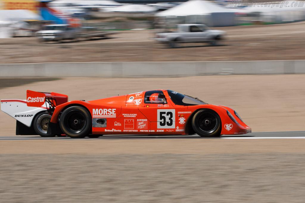 Porsche 962C GTi - Chassis: RLR-202   - 2010 Monterey Motorsports Reunion
